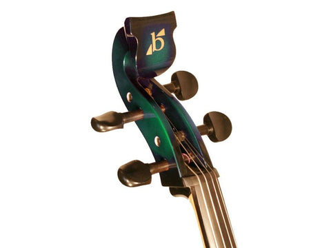Bridge Draco 4-String Electric Cello Outfit - Pegs & Strings