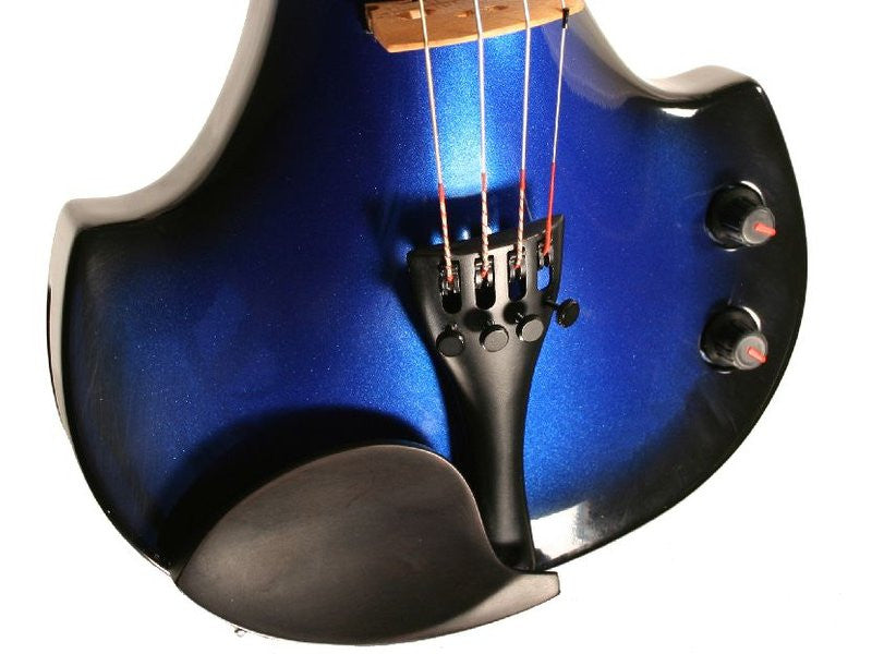 Bridge Aquila 4-String Electric Violin Outfit - Tail