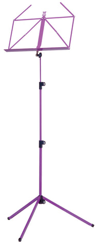 The K&M 100/1 Classic Music Stand - Lilac