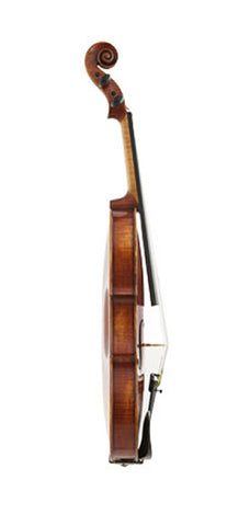 Rudoulf Doetsch Model 701 Stradivari Violin - Profile
