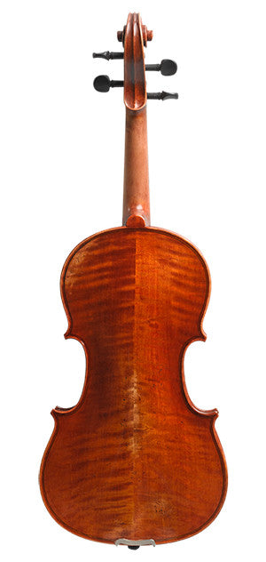 Revelle Model 500QX Step-Up Violin - Back