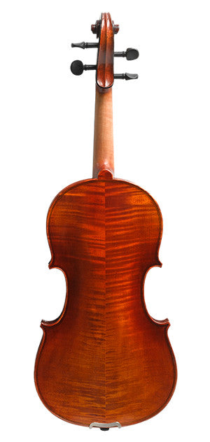 Revelle Model 500 Intermediate Violin - Back