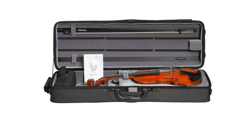 Revelle Model 600 Advanced Violin - Outfit