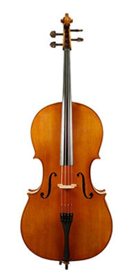 Geoffrey Chi Classic Model Cello - Feature
