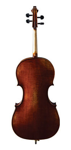 Rudoulf Doetsch Model 701 Stradivari Cello - Back
