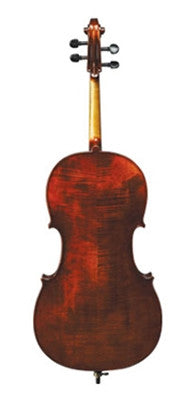 Ivan Dunov Standard Model 401 Cello - Back