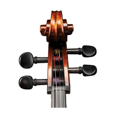 Ivan Dunov Standard Model 401 Cello - Scroll