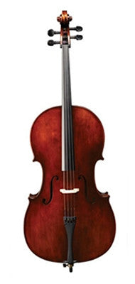 Ivan Dunov Standard Model 401 Cello available at The Long Island Violin Shop