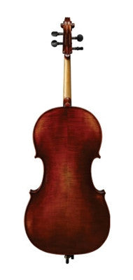 Ivan Dunov Superior Model 402 Cello - Back