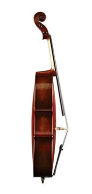 Ivan Dunov Superior Model 402 Cello - Profile