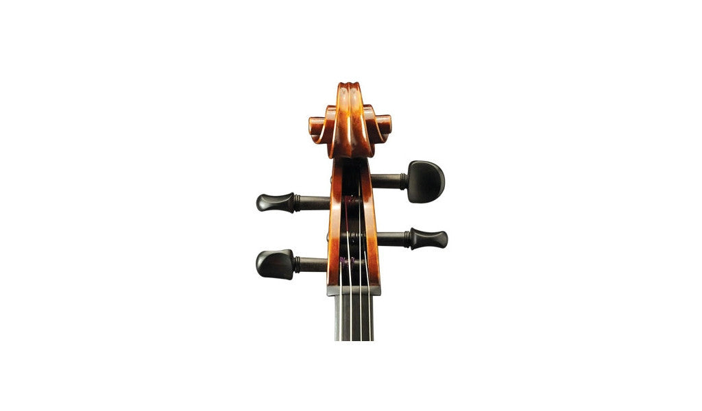 Andreas Eastman Model 305 Stradivari Cello - Scroll