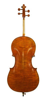 Jonathan Li Model 503 Stradivari Cello - Back