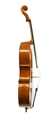 Jonathan Li Model 503 Stradivari Cello - Profile
