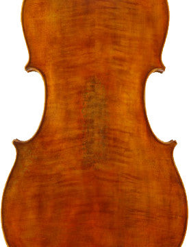 Otto Model 530 Concert Cello - Back