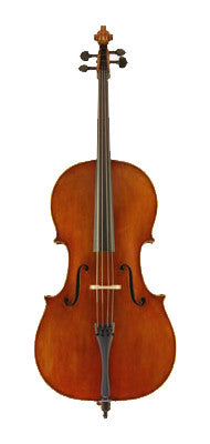 Otto Model 550 Virtuoso Cello - Feature