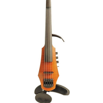 NS Design CR Series Electric Violin - CR4 Front View