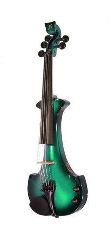 Bridge Lyra 5-String Electric Violin Outfit - Feature