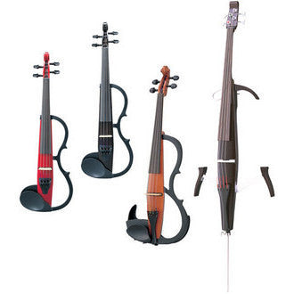 Yamaha YSQ1 - Serenade Quartet, Silent Strings Collection