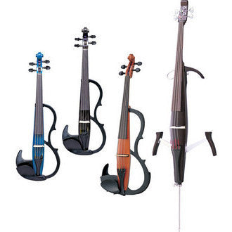 Yamaha YSQ2 - Sinfonia Quartet, Intermediate Silent Strings Collection