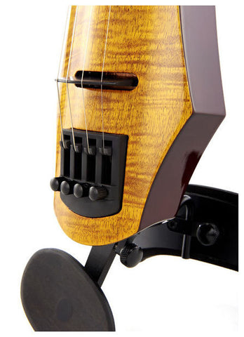 NS Design WAV4 Electric Violin (4 String) - Bridge Detail