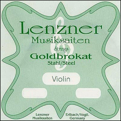 Lenzner Goldbrokat Steel Violin E String