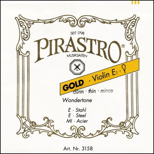 Pirastro Gold Label Violin E String