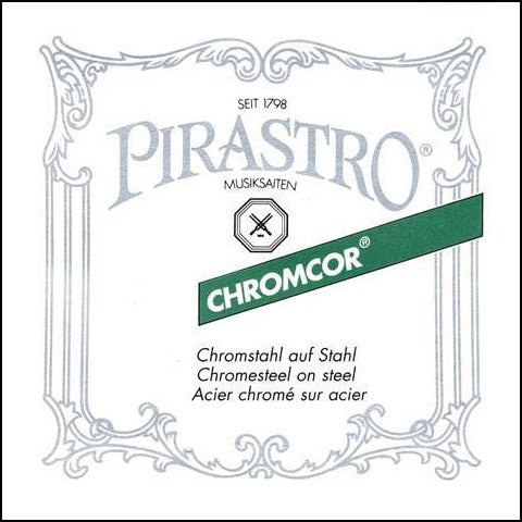 Pirastro Chromcor Steel/Chrome Violin Strings