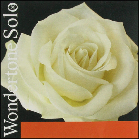 Pirastro Wondertone Solo Synthetic Violin Strings