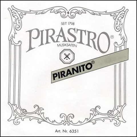 Pirastro Piranito Violin Strings - Ball End