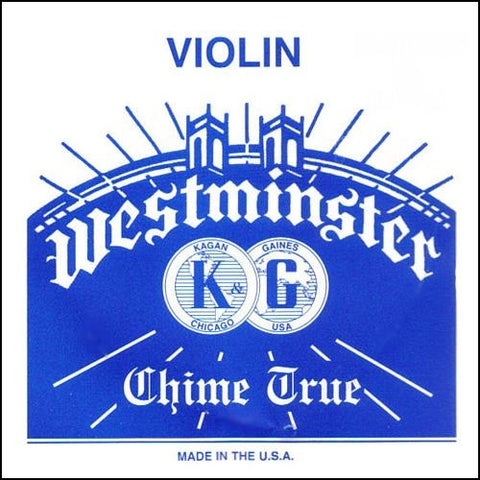 Kagan & Gaines Westminster Violin E Strings