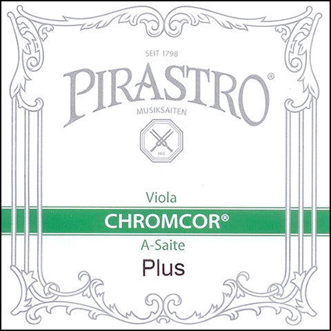 Pirastro Chromcor Plus Steel/Chrome Viola A String
