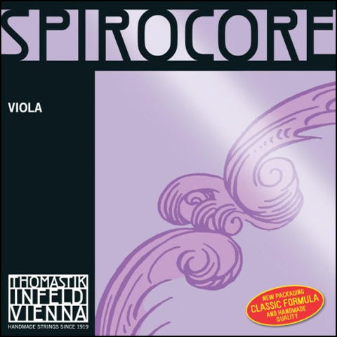 Thomastik Infeld Spirocore Chome Viola Strings
