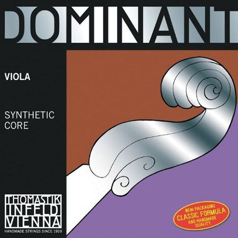 Dominant 141 Viola Strings - Full Set
