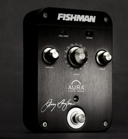 Fishman Jerry Douglas Signature Series Aura® Imaging Pedal - Alternate