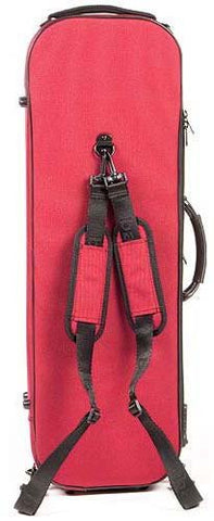 The Bam Stylus 4/4 Violin Case - Backpack Straps