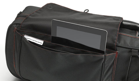 Revelle CA1500 4/4 Violin Case - Detail w/ iPad Pocket