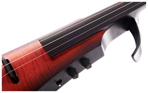 NS Design NXT4 4 String Electric Viola - Controls