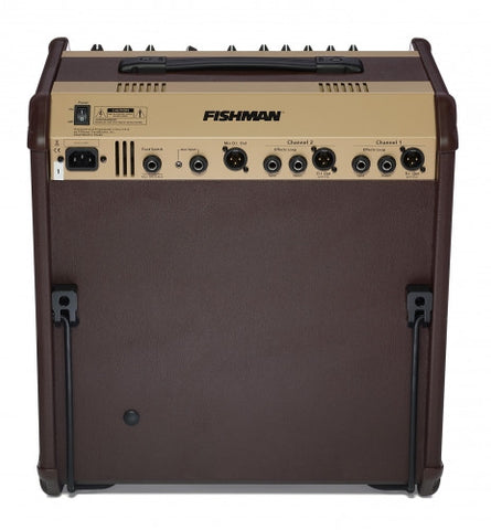 Fishman Loudbox Performer Amplifier - Rear