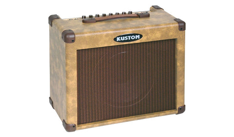 Kustom Sienna 30 Watt Acoustic Amplifier - Feature