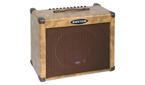 Kustom Sienna 65 Watt Acoustic Amplifier - Feature