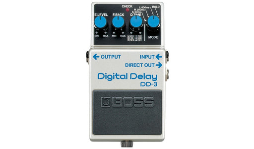 Boss DD-3 Effects Pedal