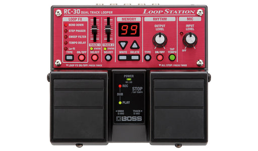 Boss RC-30 Loop Station - Feature