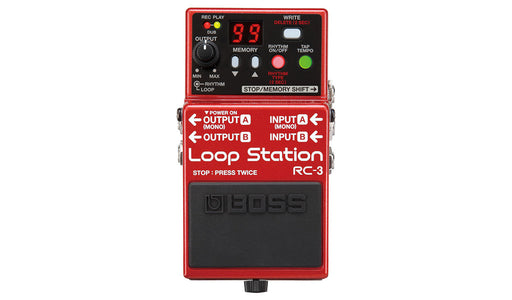 Boss RC-3 Loop Station - Feature