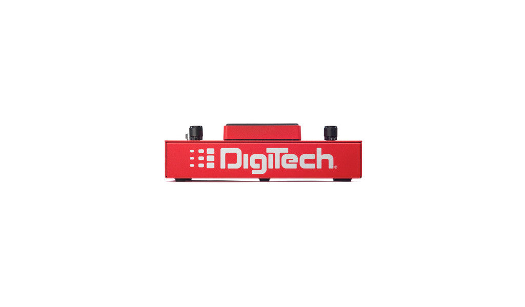 DigiTech Whammy DT Pitch Shifting Pedal - Rear