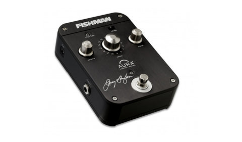 Fishman Jerry Douglas Signature Series Aura® Imaging Pedal - Feature