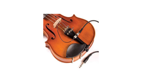Fishman V-100 Classic Series Violin / Viola Pickup - Installed