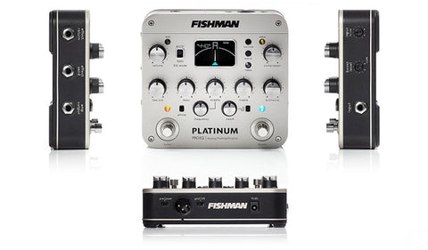 Fishman Platinum Pro EQ/DI - All Sides
