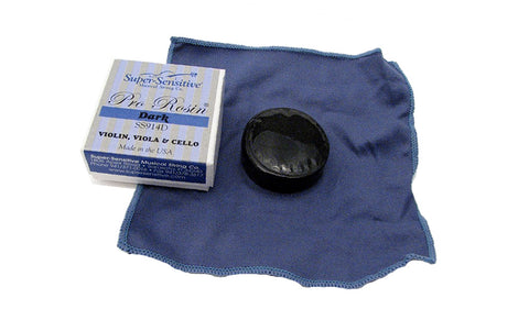 Super-Sensitive Pro Violin/Viola Rosin