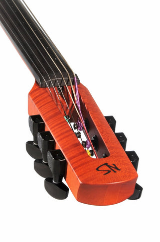 NS Design CS Series Electric Cello - Scroll