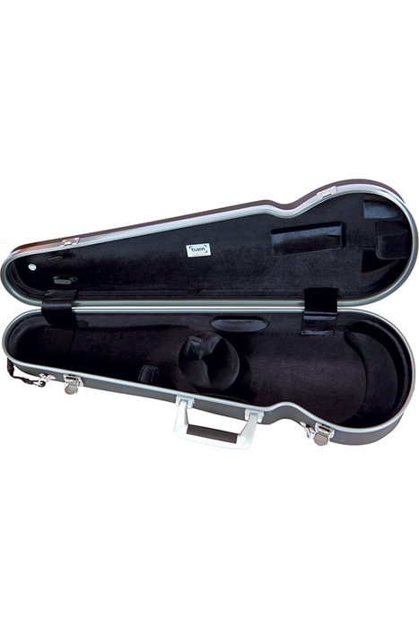 Supreme Cosmic Hightech Polycarbonate Contoured Violin Case
